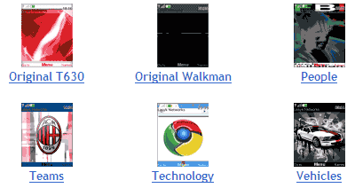 Free Mobile Themes Wallpapers For Nokia Ericsson